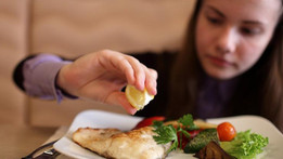 Beneficios de la comida de mar en la dieta infantil