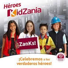 ¡KidZania reabre sus puertas en México y celebra a los verdaderos héroes!