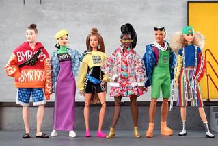 Para todos los amantes de la moda de calle, ¡Barbie BMR1959 está aquí!