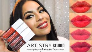 Artistry Studio™ se inspira en el rojo de Shanghái con su nueva colección de maquillaje