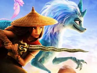 Raya y el último Dragón de Disney llegará el 5 de marzo