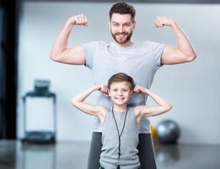 Cinco indispensables para ser un papá  fitness