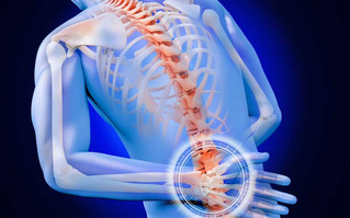 Dolor de espalda baja, puede ser espondilitis anquilosante