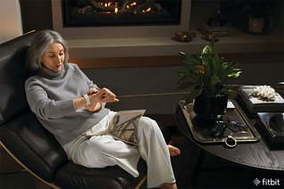 Cómo encontrar la calma en esta época: Tu Fitbit te dice cómo estás.