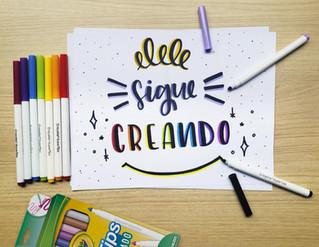 Cinco tips para adentrarte en el mundo del lettering