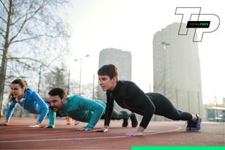 Entrenar al aire libre, nueva normalidad de los gimnasios