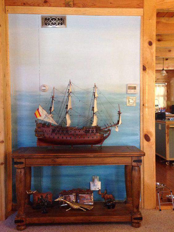Sea Mural