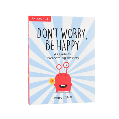 Don't Worry, Be Happy Journal for Kids