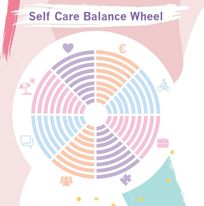 Self Care Worksheets