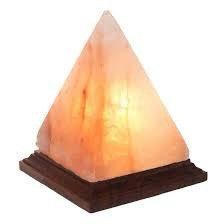 Himilayan USB Pyramid Salt Lamp - 9 cm