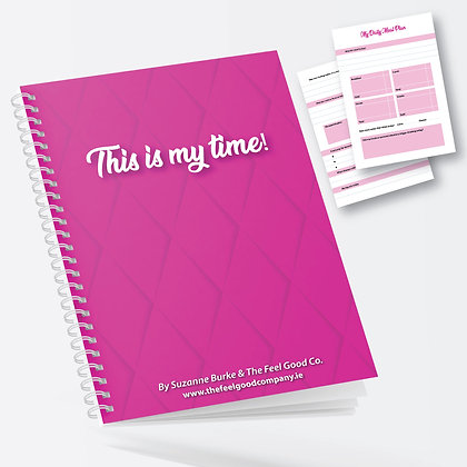 This is my time! Slimming Journal