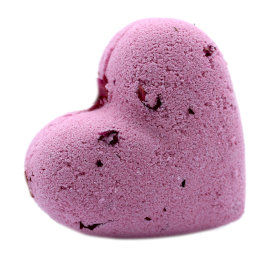 Love Heart Bath Bomb 70g