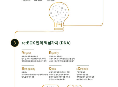 리박스 컨설팅 비전/미션/핵심가치