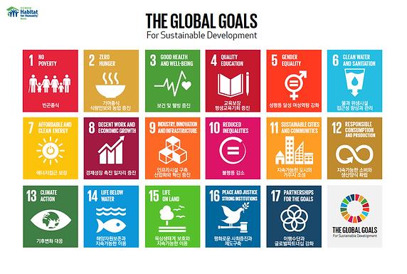 사회적 가치 리더십 SDG(Sustainable Development Goals)