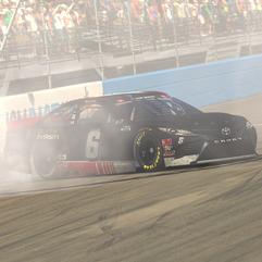 2020 - 1st NASCAR iRacing Series Win