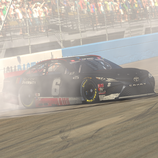 2020 - 1st NASCAR iRacing Series Win