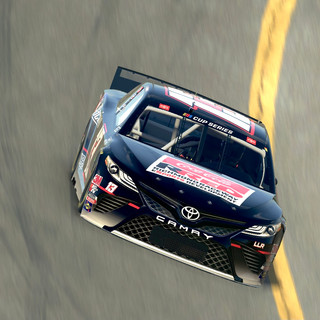Talladega on iRacing