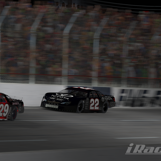 6th in 2019 iRacing Winter Derby