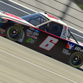 2020 eNASCAR iRacing Road to Pro Michigan