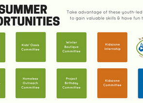 Make a Difference This Summer: Committees and Internships Available Now!