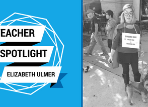 Teacher Spotlight: Elizabeth Ulmer