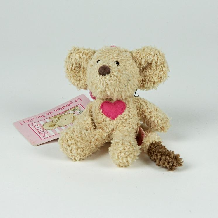 Heart chest bear