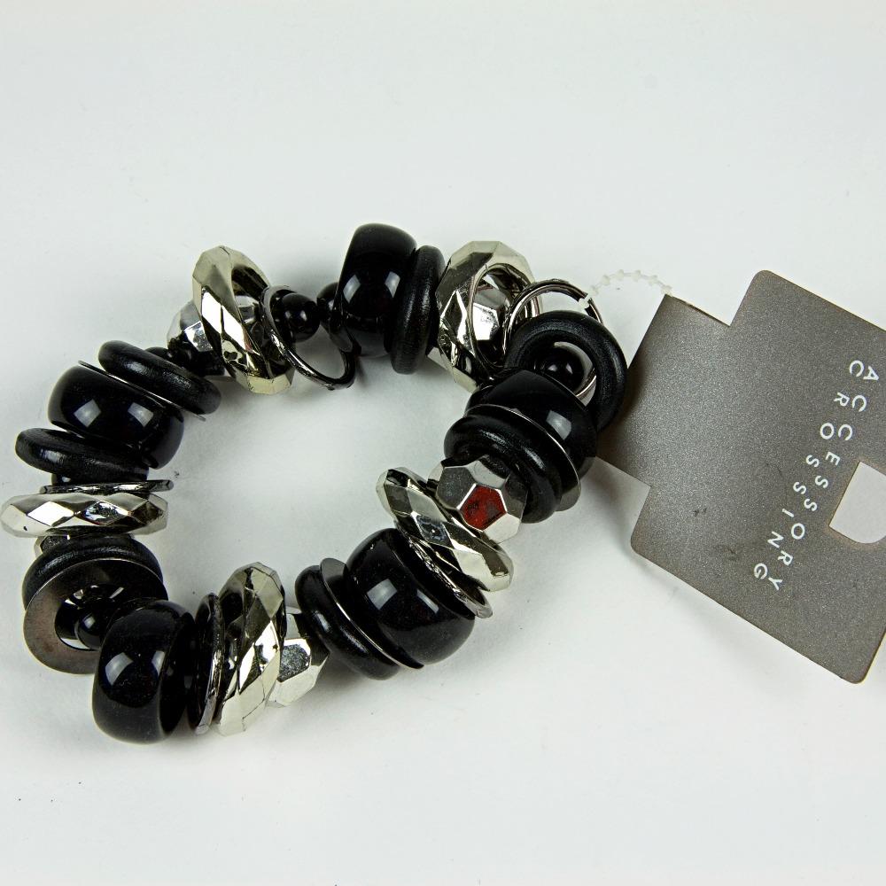 Chunky beaded bracelets