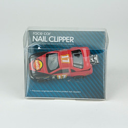 Race car nail clippers