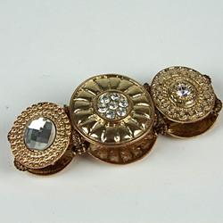 Disc sparkle bracelet