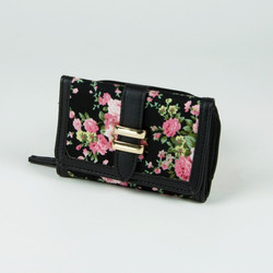 Small floral purse