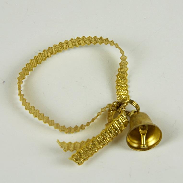 Bell ornament attachment