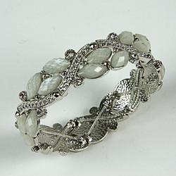 Diamante beaded bracelet