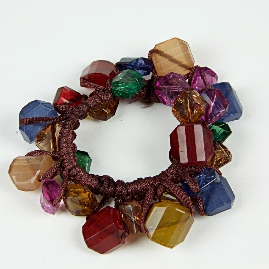 Chunky gem bracelet