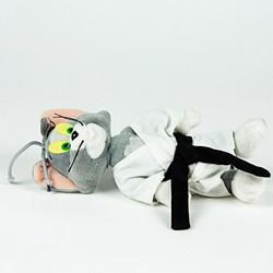 Karate Tom soft toy