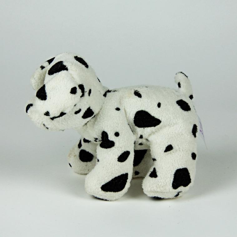 Dalmatian dog soft toy
