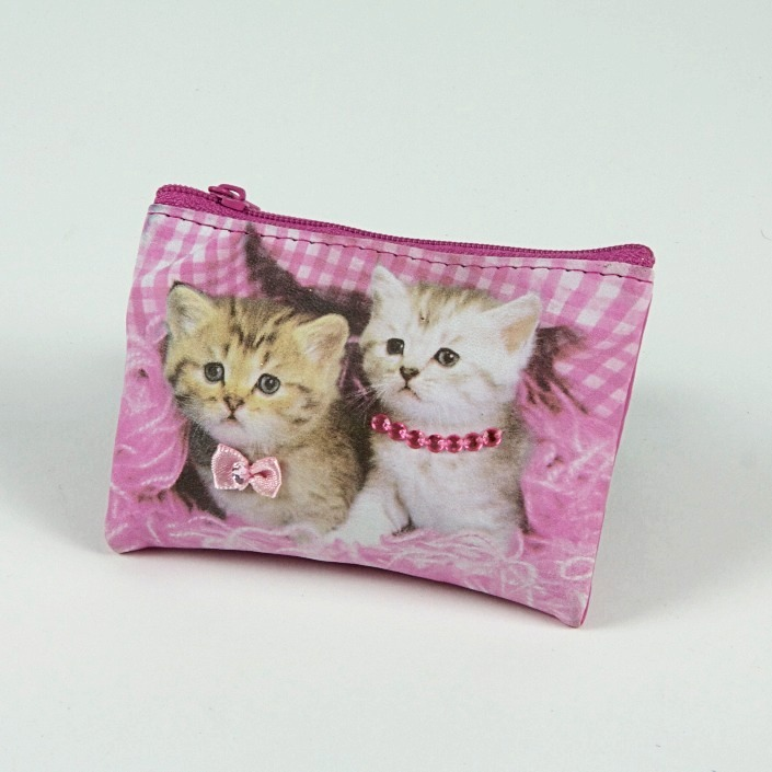 Kittens mini purse
