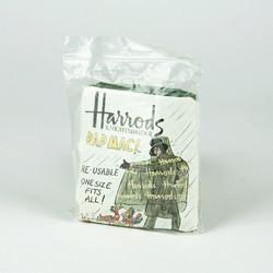 Harrods rain mac