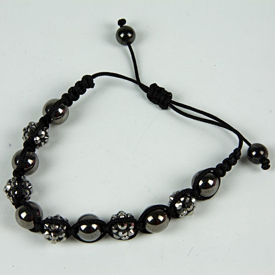 Beaded chakra bracelet