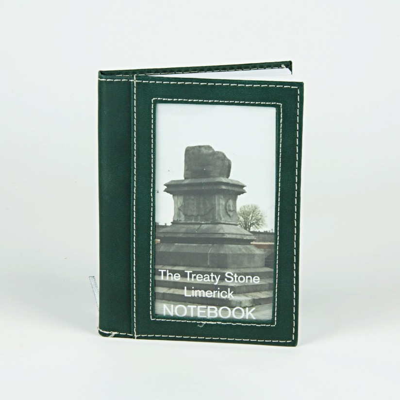 Treaty stone notebook