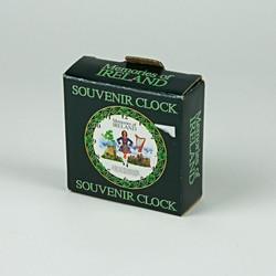 Ireland souvenir clock