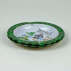 Irish souvenir ashtrays