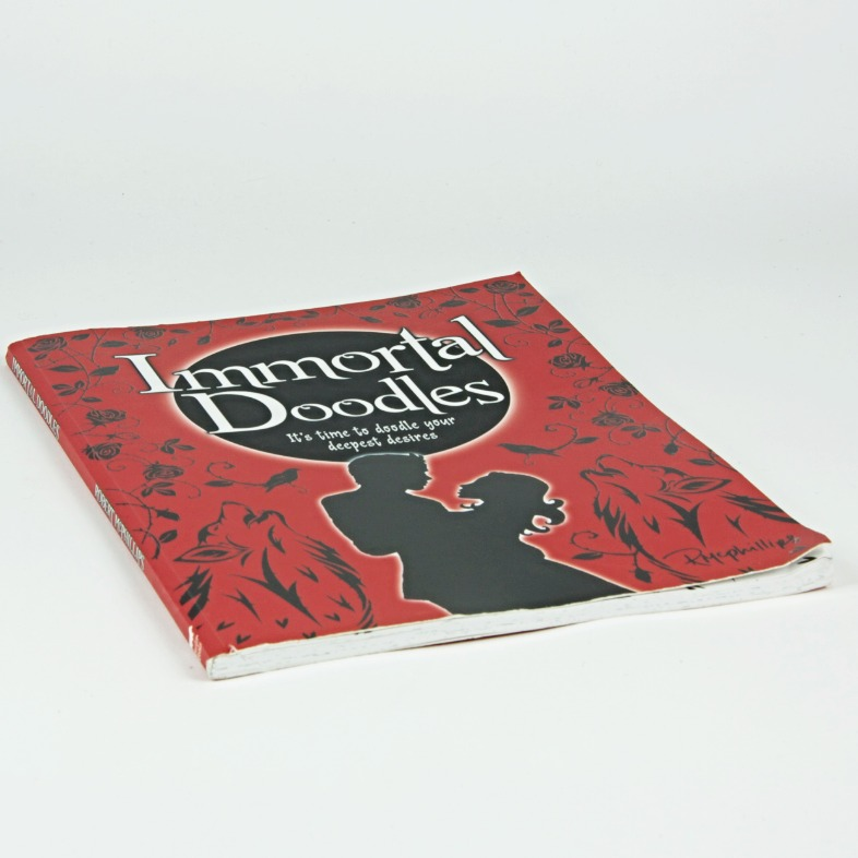 Immortal doodles book