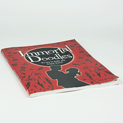Immortal doodles book