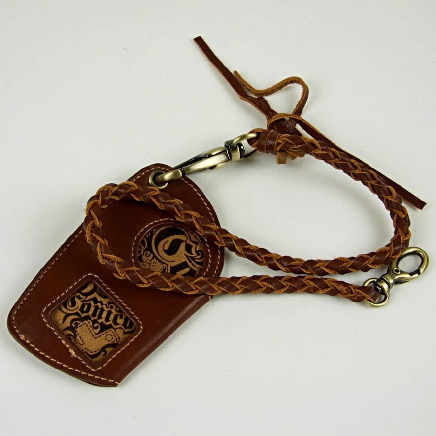 Lighter holder keyring