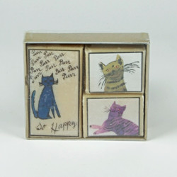 Warhol cat soaps