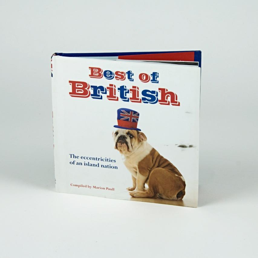 Best of British book