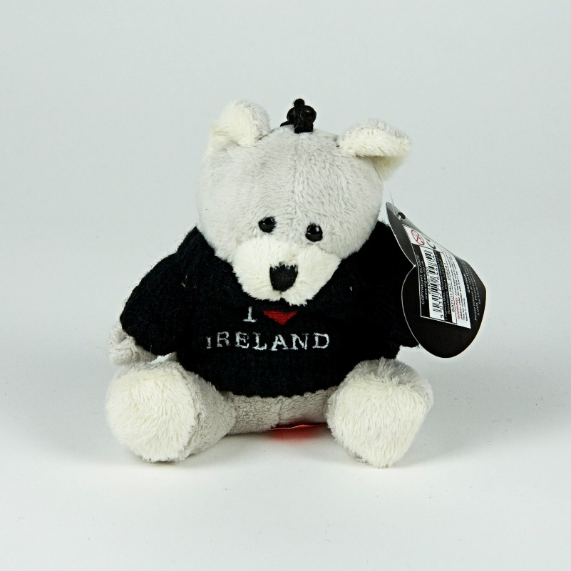 I love Ireland jumper bear