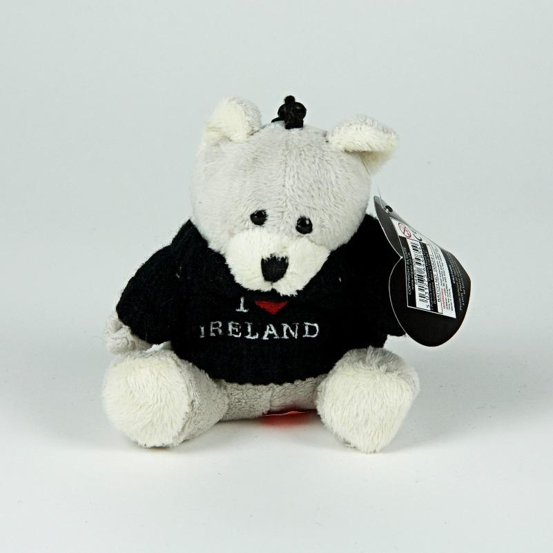 I love Ireland jumper bear