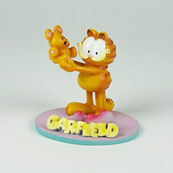 Garfield plastic ornament
