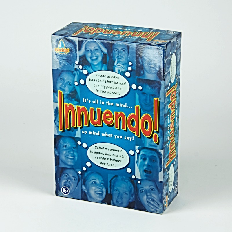 Innuendo card game